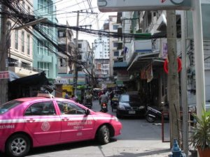 soi 17, where our hotel is situated